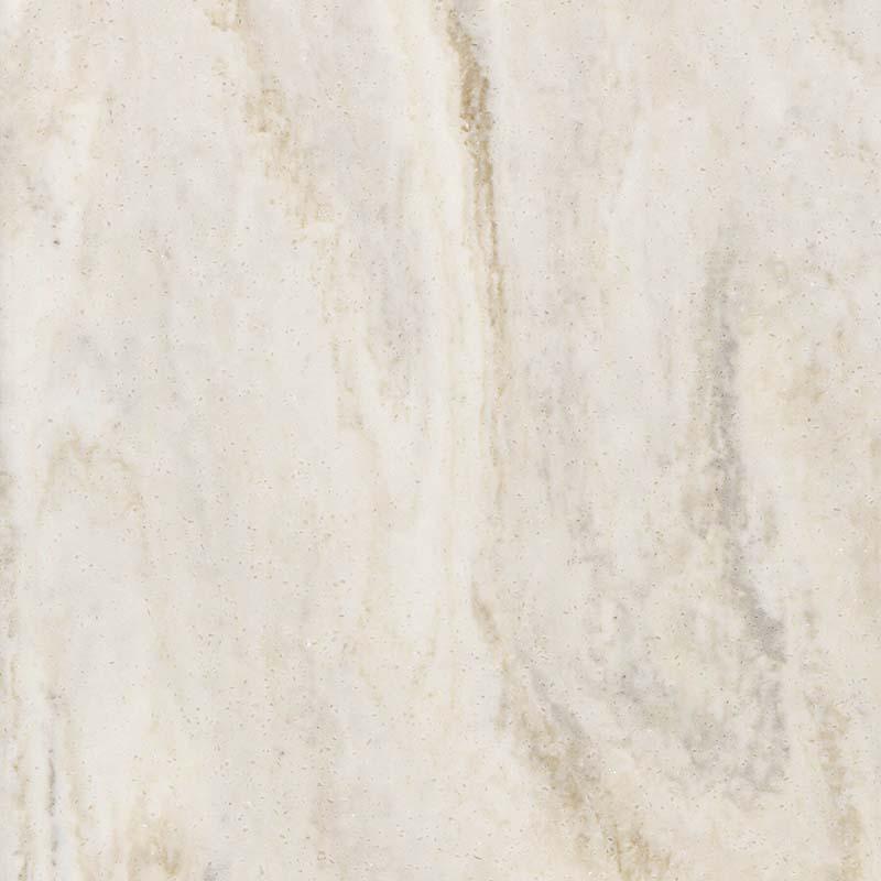 Carrara Crema corian kitchen worktop