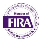 Fira logo for kitchen worktops