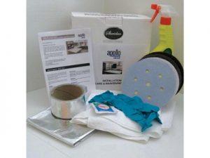 Apollo Slab Tech Worktops Installation Care & Maintenance Kit
