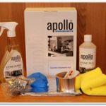 Apollo Granite Quicktops Installation Care & Maintenance Kit