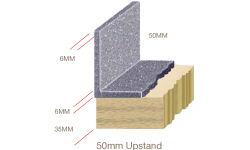 Square Upstand