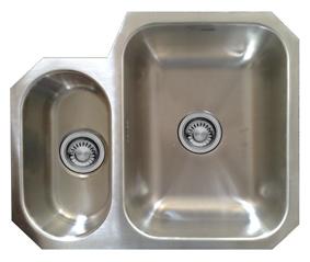 Avignon 1.5 undermounted stainless steel sink