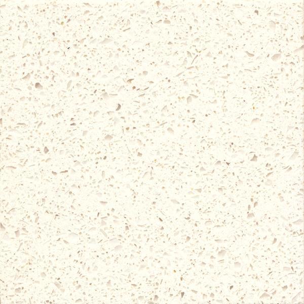 Bianco Maple coloured kitchen worktop - Silestone Quartz