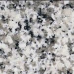 Bianco Sardo kitchen worktop coloured granite