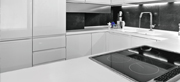 corian kitchen worktop surfaces