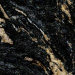 Cosmic Black coloured granite kitchen worktops