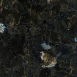 Emerald Pearl coloured granite kitchen surfaces