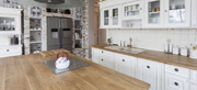 hardwood kitchen surfaces at discounted prices