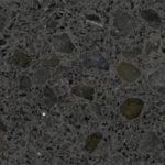 Iron Ore coloured kitchen surface