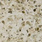 Crystal Sand coloured kitchen worktop