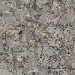 Riverbed coloured kitchen worktop - SIlestone