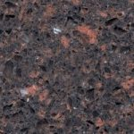 Cocoa coloured kitchen worktop