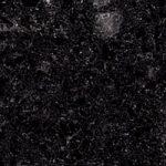 Galaxy Black coloured kitchen worktop surface