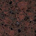 Vela Brown zodiaq quartz worktop