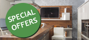 Special offers on discounted kitchen worktops