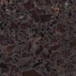 Terra coloured kitchen countertop - UK